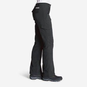 NWOT Eddie Bauer Polar Fleece Lined Pants size 2